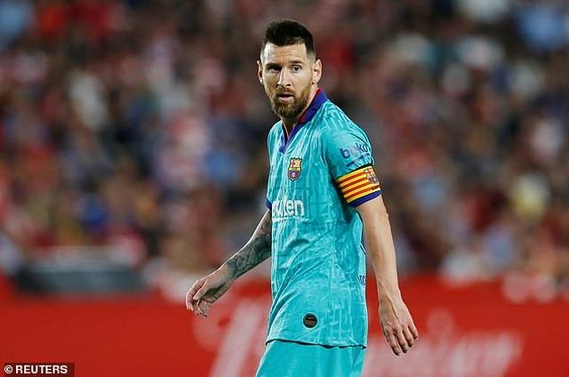 Barcelona thua sốc Granada trong ngày Messi tái xuất ở La Liga - 5