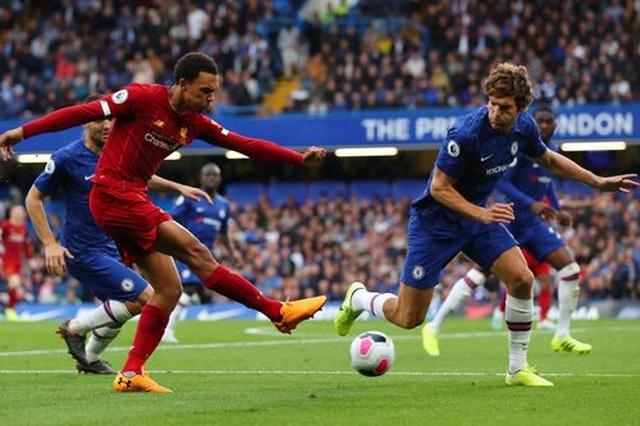 Chelsea 1-2 Liverpool: Sự khác biệt ở các tình huống cố định - 14