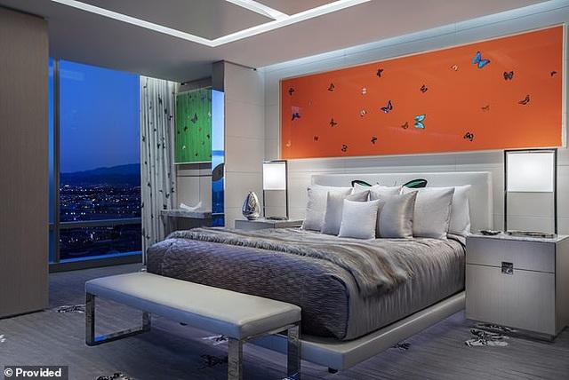 Bên trong các phòng khách sạn đắt đỏ và xa hoa nhất thế giới - 4