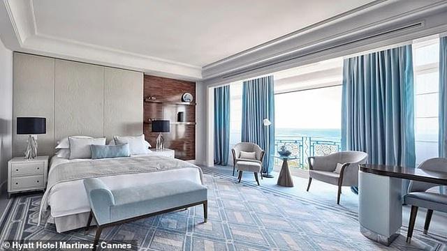 Bên trong các phòng khách sạn đắt đỏ và xa hoa nhất thế giới - 10