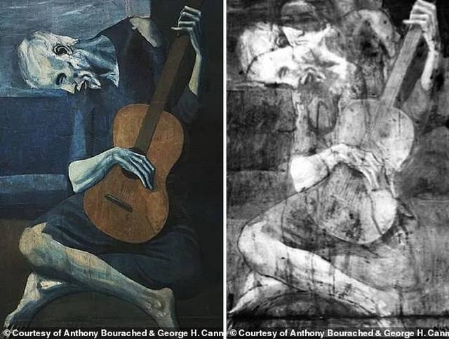 Tìm lại được bức vẽ khỏa thân những tưởng vĩnh viễn biến mất của Picasso - 2
