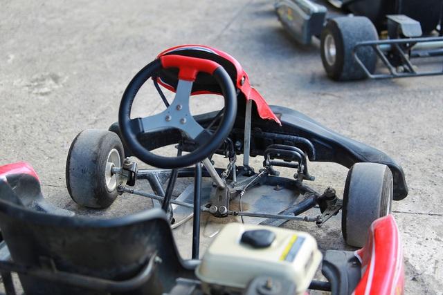 """Trải nghiệm đua xe F1 thu nhỏ"""" ngay tại Hà Nội - 3"""