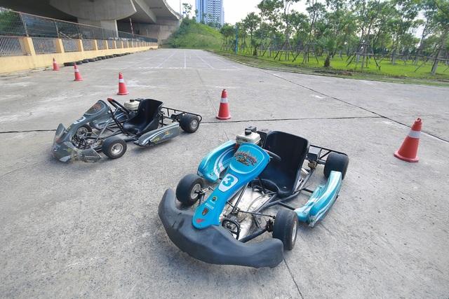 """Trải nghiệm đua xe F1 thu nhỏ"""" ngay tại Hà Nội - 4"""