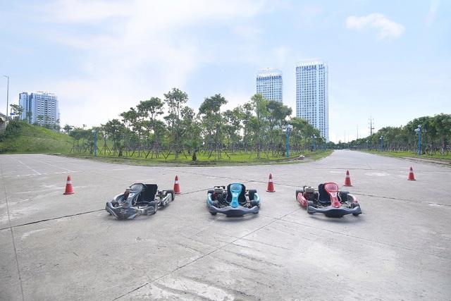 """Trải nghiệm đua xe F1 thu nhỏ"""" ngay tại Hà Nội - 5"""