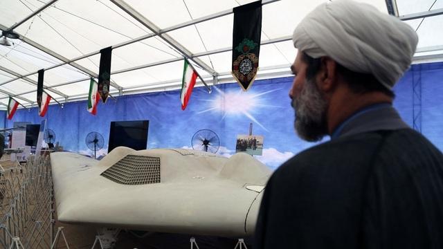 """Iran bất ngờ khoe dàn """"chiến lợi phẩm"""" máy bay không người lái của Mỹ - 1"""