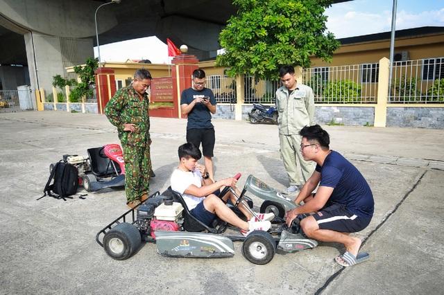 """Trải nghiệm đua xe F1 thu nhỏ"""" ngay tại Hà Nội - 7"""