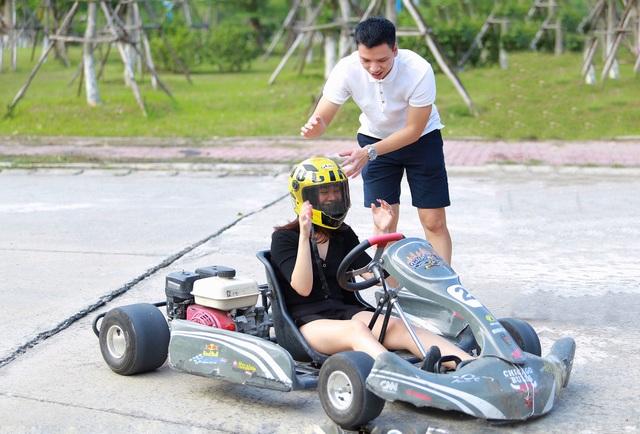 """Trải nghiệm đua xe F1 thu nhỏ"""" ngay tại Hà Nội - 8"""