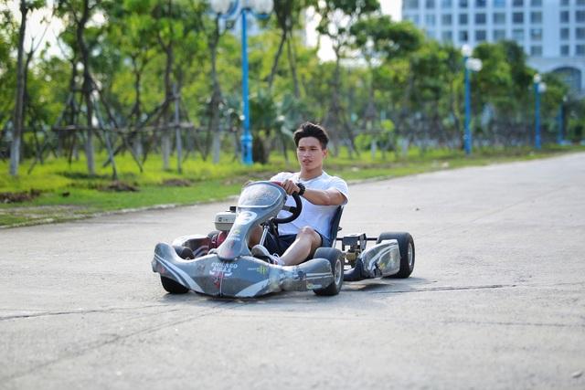 """Trải nghiệm đua xe F1 thu nhỏ"""" ngay tại Hà Nội - 9"""