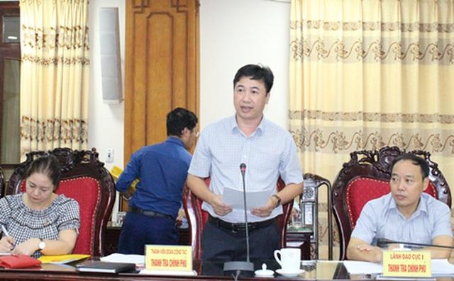 Chủ tịch tỉnh Thái Bình chịu trách nhiệm với hàng loạt dự án sai phạm - 1
