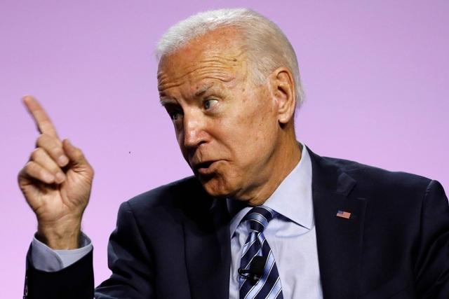"""Ông Joe Biden cáo buộc ông Trump """"chơi xấu"""", kêu gọi điều tra Tổng thống Mỹ - 1"""