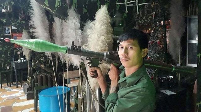 Một người Hà Nội kiện Công an TP.Hà Giang thu hồi sai 1,5 tấn kỷ vật chiến tranh - 1