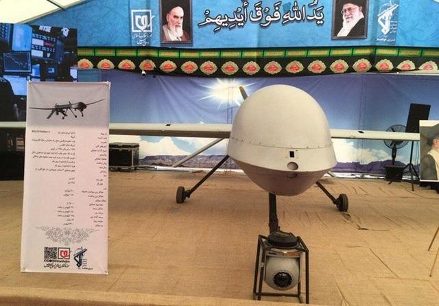 """Iran bất ngờ khoe dàn """"chiến lợi phẩm"""" máy bay không người lái của Mỹ - 4"""