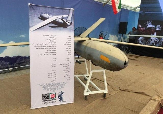 """Iran bất ngờ khoe dàn """"chiến lợi phẩm"""" máy bay không người lái của Mỹ - 6"""