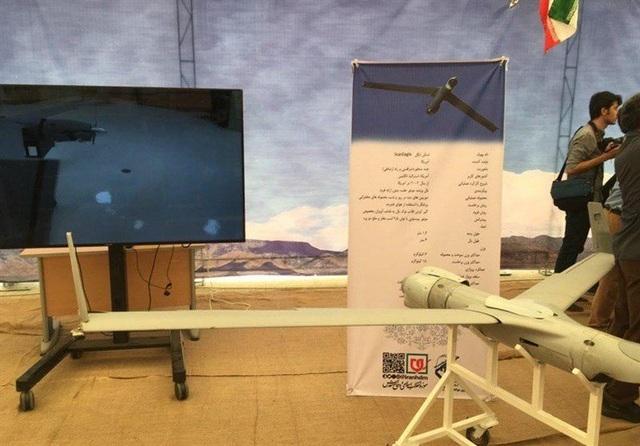 """Iran bất ngờ khoe dàn """"chiến lợi phẩm"""" máy bay không người lái của Mỹ - 7"""
