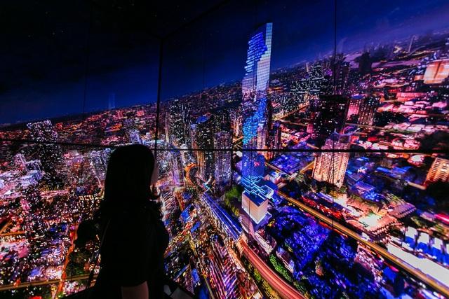 Nếu không sợ độ cao, đến Bangkok hãy thử tới sàn kính ở Mahanakhon Skywalk - 3