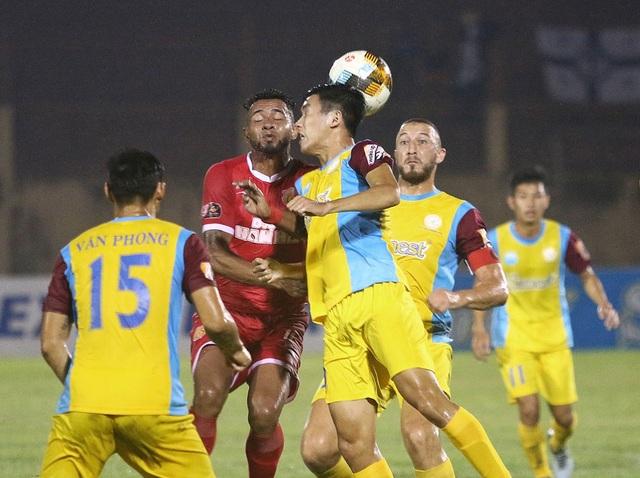 Vòng 25 V-League: Thanh Hoá và Khánh Hoà tranh vé trụ hạng - 1