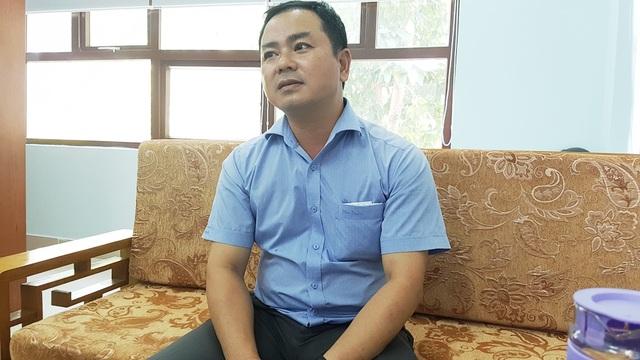 Thừa Thiên Huế: Cán bộ quản lý rừng nghỉ việc để ...chạy xe Grab kiếm sống - 1