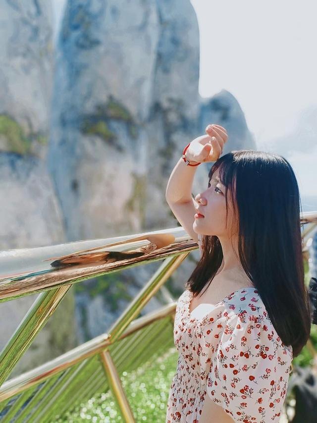 Nữ sinh Đà Nẵng sở hữu chiếc mũi cao xinh đẹp - 3