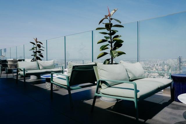 Nếu không sợ độ cao, đến Bangkok hãy thử tới sàn kính ở Mahanakhon Skywalk - 9