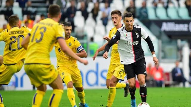 C.Ronaldo tỏa sáng, Juventus tìm lại mạch chiến thắng - 2