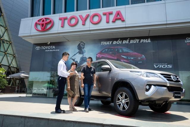 Cơ hội lớn cho người tiêu dùng sở hữu mẫu SUV gia đình - 3