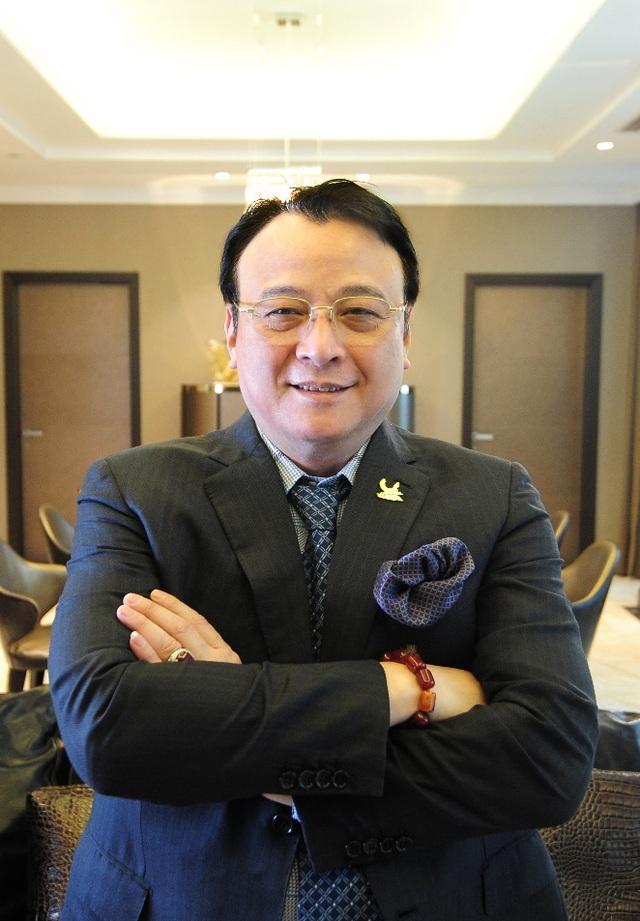 Chủ tịch Tập đoàn Tân Hoàng Minh: Thay đổi để tạo bước tiến mới - 1