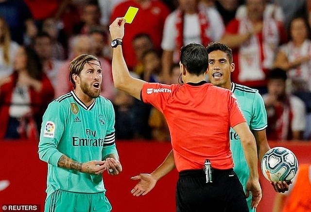Benzema lập công, Real Madrid nhọc nhằn đánh bại Sevilla - 8