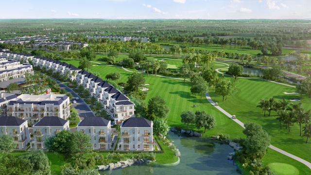 Nơi lý tưởng để đầu tư bất động sản nghỉ dưỡng vùng ven TP. HCM - 2