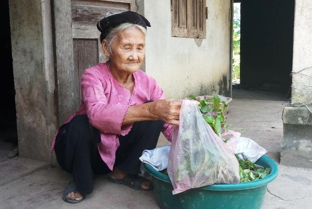 Cụ bà xin thoát nghèo được khen thưởng trong phong trào thi đua yêu nước - 1