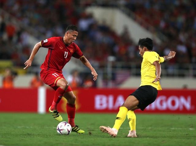 Sở hữu hàng công chất lượng, đội tuyển Việt Nam sẵn sàng đấu Malaysia - 2