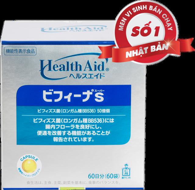 Bfifina men vi sinh bán chạy số 1 Nhật Bản dành cho người hội chứng ruột kích thích - 3