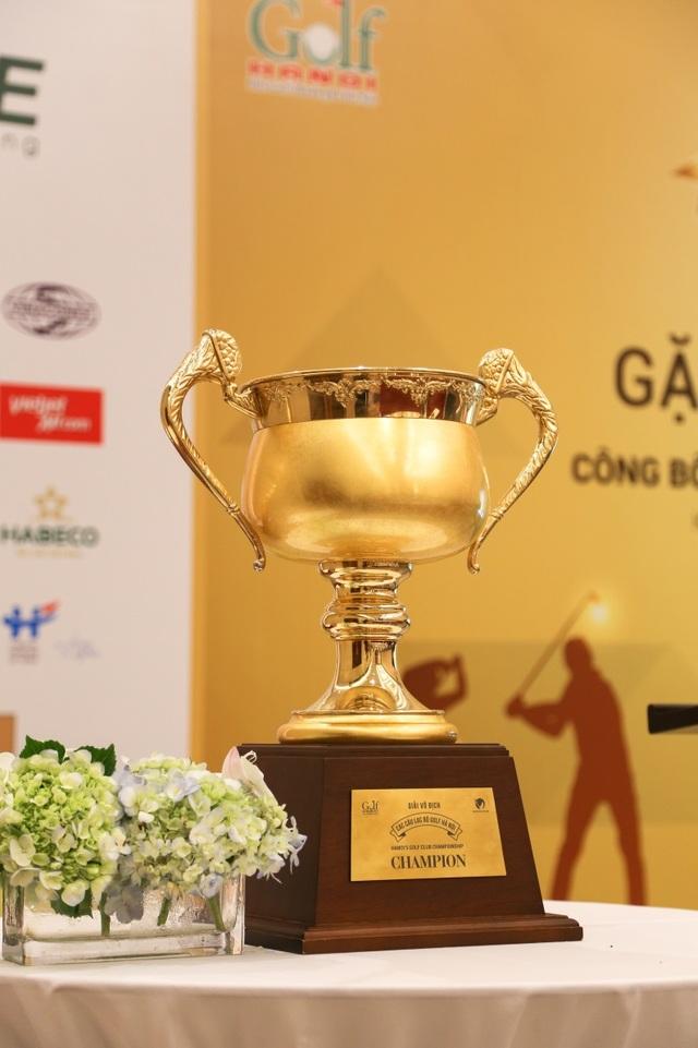 Giải vô địch Câu lạc bộ Golf Hà Nội lần thứ 3 - Fastee Cup: Nguồn cảm hứng cho cộng đồng golf Việt - 1
