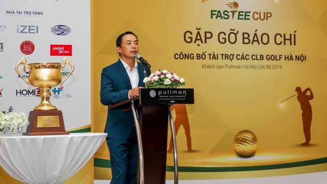 Giải vô địch Câu lạc bộ Golf Hà Nội lần thứ 3 - Fastee Cup: Nguồn cảm hứng cho cộng đồng golf Việt - 2