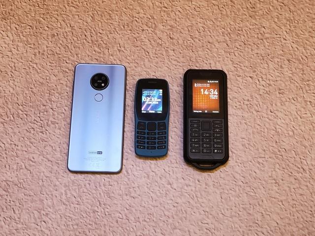 Nokia 7.2 có mặt tại Việt Nam với 3 camera sau, giá 6,2 triệu đồng - 1