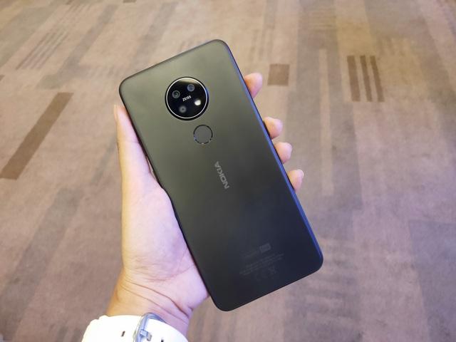Nokia 7.2 có mặt tại Việt Nam với 3 camera sau, giá 6,2 triệu đồng - 2