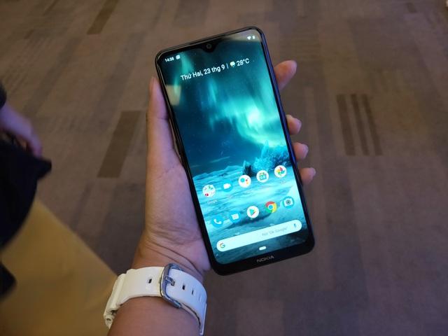 Nokia 7.2 có mặt tại Việt Nam với 3 camera sau, giá 6,2 triệu đồng - 4