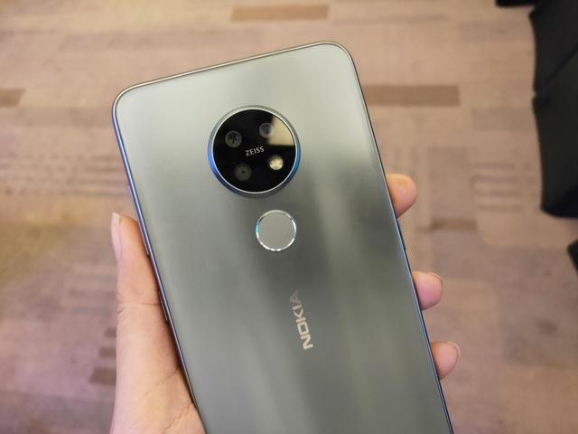 Nokia 7.2 có mặt tại Việt Nam với 3 camera sau, giá 6,2 triệu đồng - 3