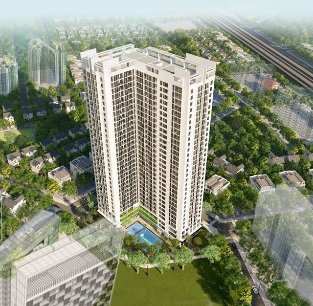 Cơ hội sở hữu nhà sang dưới 2 tỷ tại trung tâm Mỹ Đình - 1