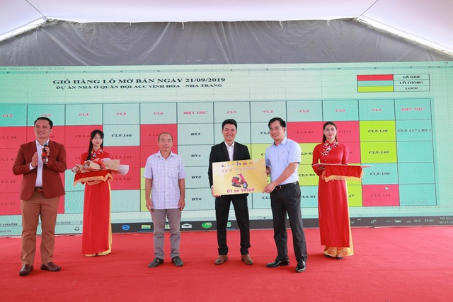 Mở bán thành công dự án ACC Vĩnh Hòa – Nha Trang - 3