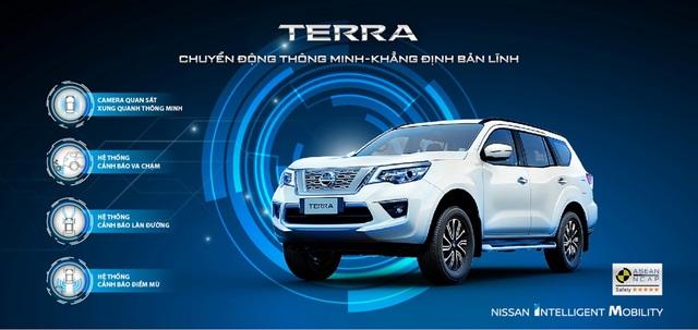 Nissan Terra - Mẫu xe của chuyển động thông minh - 2