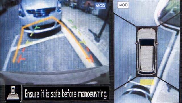 Nissan Terra - Mẫu xe của chuyển động thông minh - 3