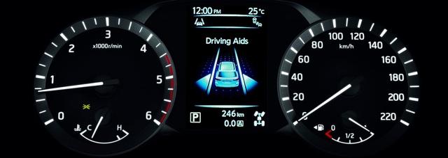 Nissan Terra - Mẫu xe của chuyển động thông minh - 6