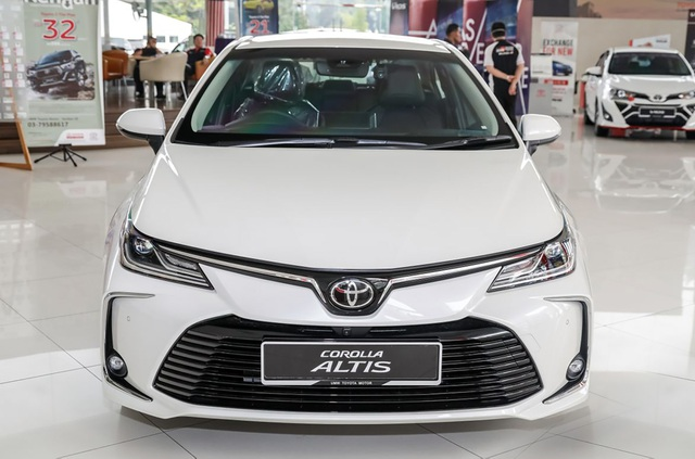 Toyota Altis 2020 tiếp tục khuấy đảo thị trường ASEAN - 4