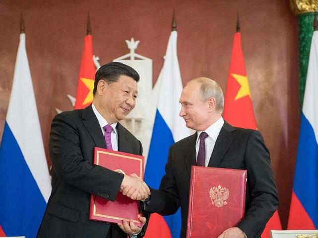 Trung Quốc, Nga đắc lợi giữa xung đột Mỹ-Iran - 1