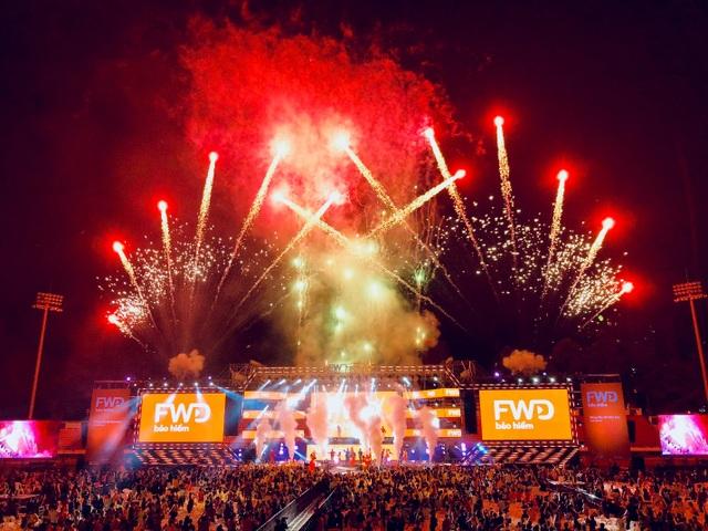 Vì sao các ca sĩ hàng đầu Việt Nam đều muốn trình diễn tại FWD Music Fest? - 2