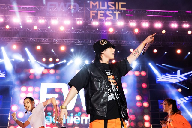 Vì sao các ca sĩ hàng đầu Việt Nam đều muốn trình diễn tại FWD Music Fest? - 4