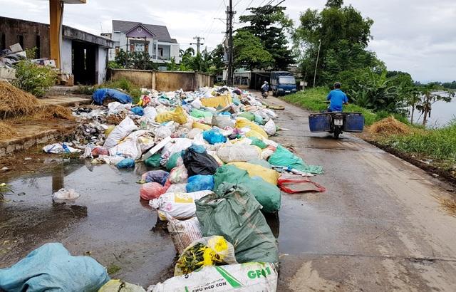 Quảng Nam yêu cầu cả hệ thống chính trị cùng xử lý rác