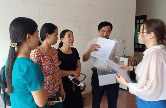 Vụ thuyên chuyển giáo viên ở Yên Định: Huyện sai sẽ sửa! - 1