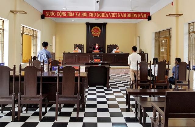 Công dân thắng kiện huyện Núi Thành
