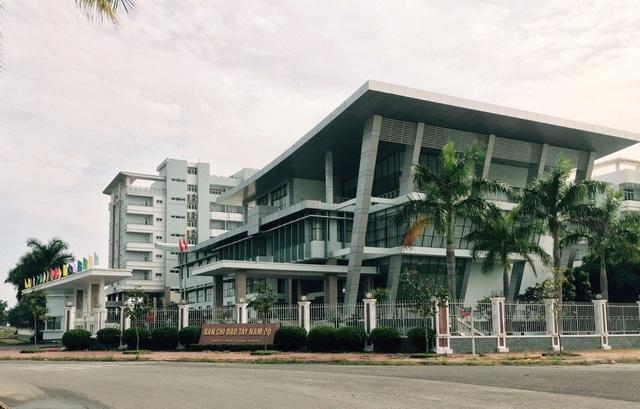 Trụ sở ban chỉ đạo Tây Nam Bộ sẽ được làm khu hành chính quận Cái Răng - 1